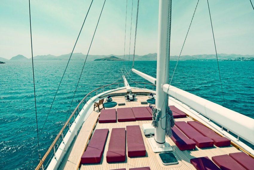 Deluxe Gulet Yacht La Finale - Yacht Charter Turkey