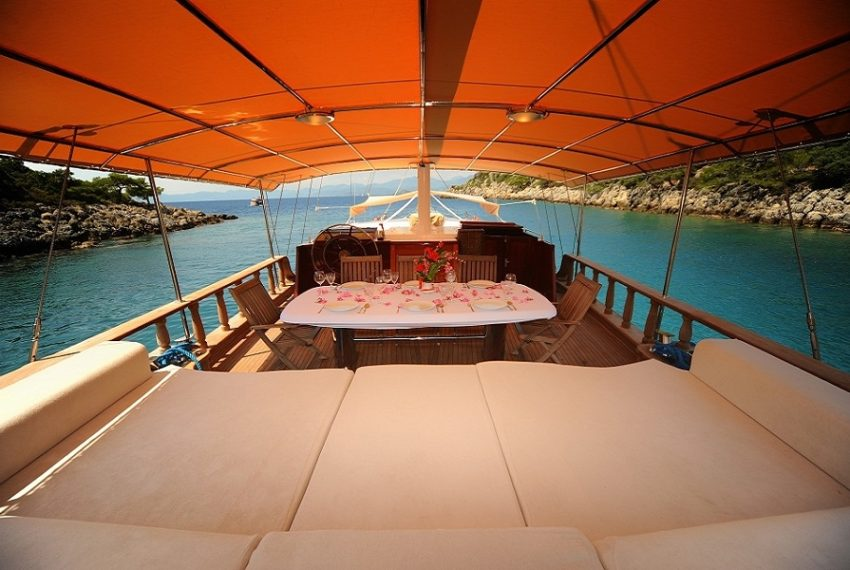 Gulet Yacht Hasay , Yacht Charter in Turkey and Geece ıslands
