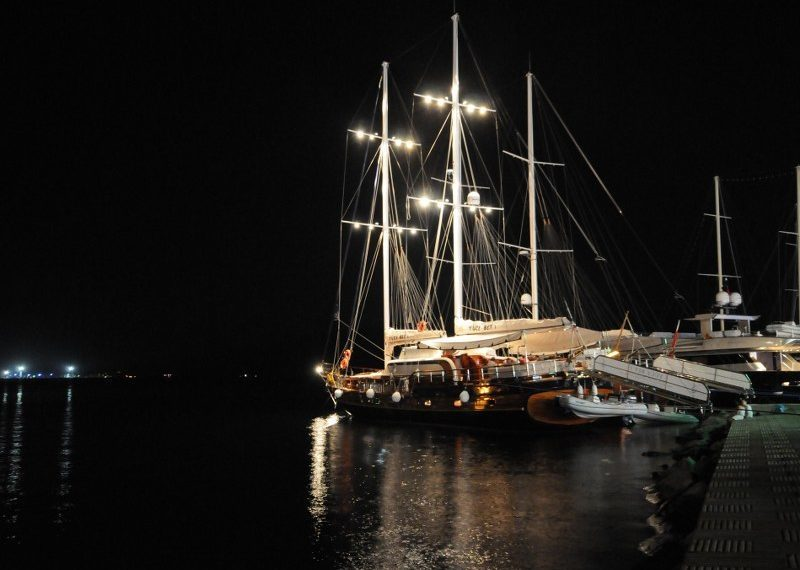 Luxury Yacht Yuce Bey 1 - Yacht Charter Turkey