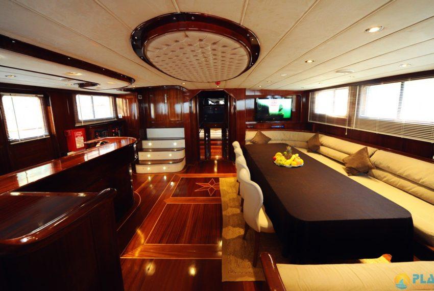 Dear Lila Crewed Yacht Charter Yacht Gulet Rental - Yacht Charter Turkey