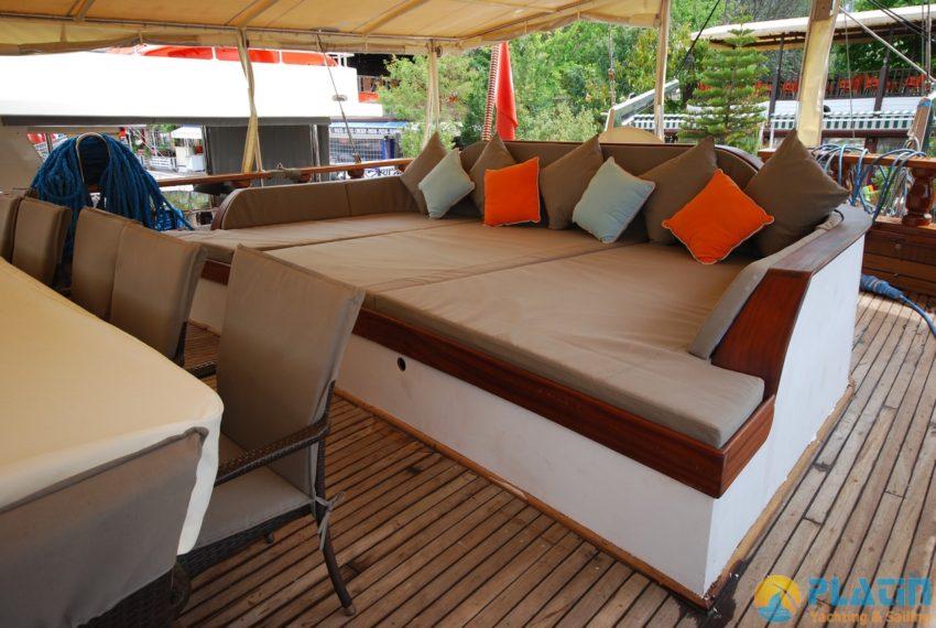 Fortuna 2 Gulet Yacht Charter Turkey Platin Yachting 01