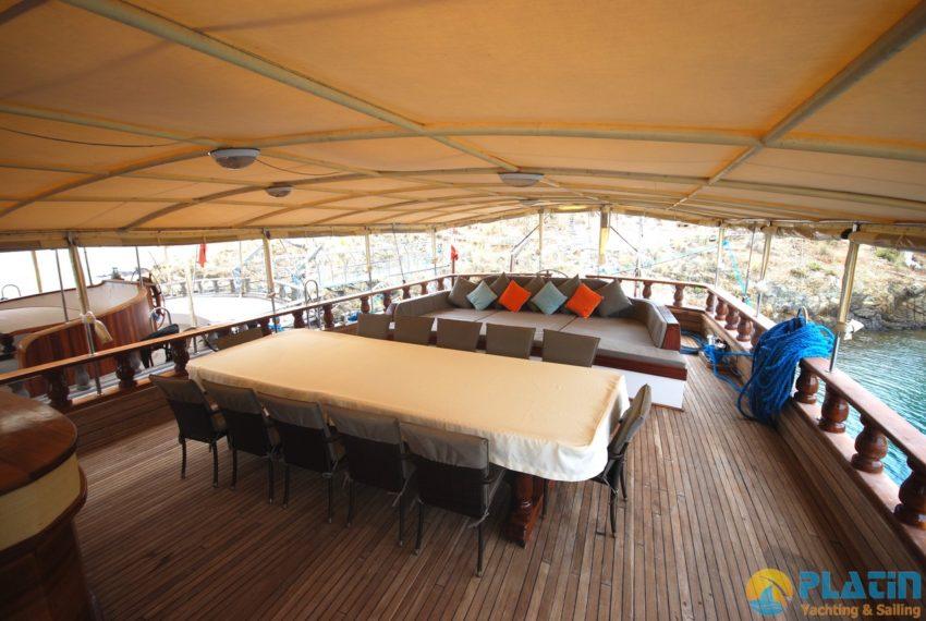 Fortuna 2 Gulet Yacht Charter Turkey Platin Yachting 03