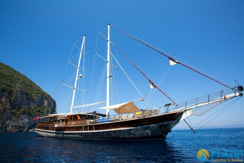 Fortuna 2 Gulet Yacht Charter Turkey Platin Yachting