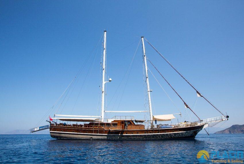 Fortuna 2 Gulet Yacht Charter Turkey Platin Yachting 07