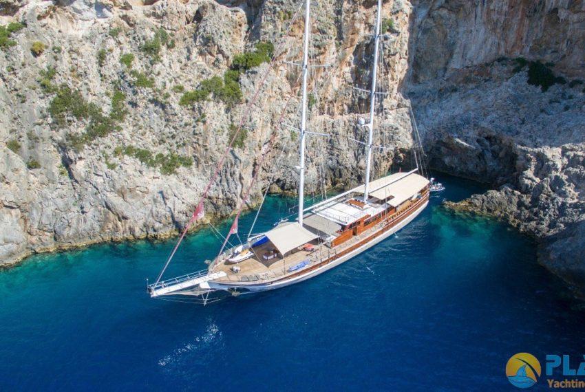 Fortuna 2 Gulet Yacht Charter Turkey Platin Yachting 11