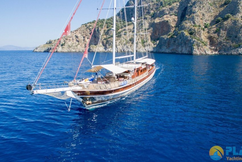 Fortuna 2 Gulet Yacht Charter Turkey Platin Yachting 12
