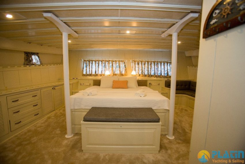 Fortuna 2 Gulet Yacht Charter Turkey Platin Yachting 16