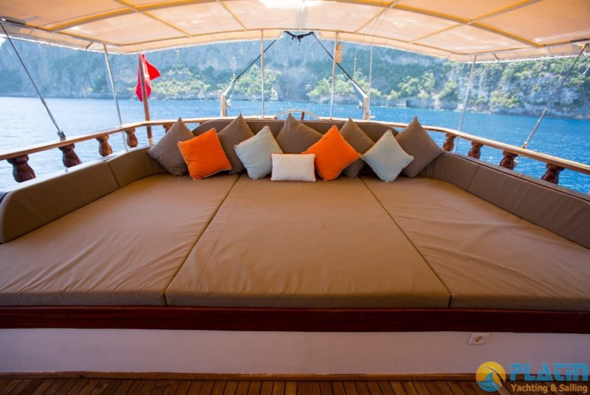 Fortuna 2 Gulet Yacht Charter Turkey Platin Yachting 17