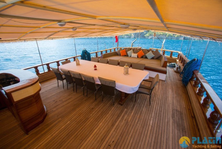 Fortuna 2 Gulet Yacht Charter Turkey Platin Yachting 18