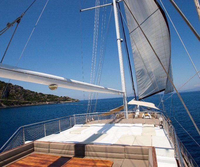 Fortuna 2 Gulet Yacht Charter Turkey Platin Yachting 19