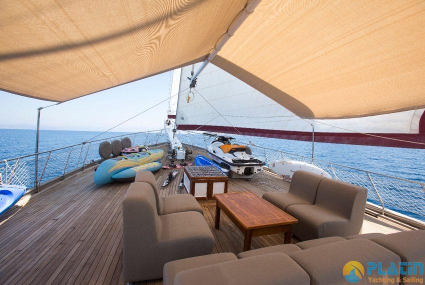 Fortuna 2 Gulet Yacht Charter Turkey Platin Yachting 20