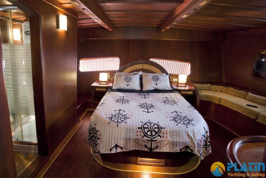 Gulet Yacht S Dogu - Yacht Charter Turkey
