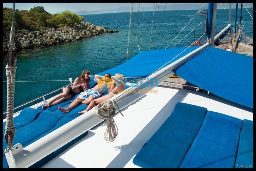 Gulet Yacht Tarkan 5 02