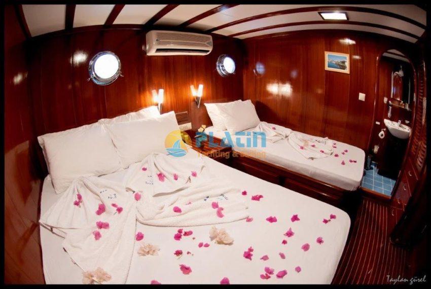 Gulet Yacht Tarkan 5 11