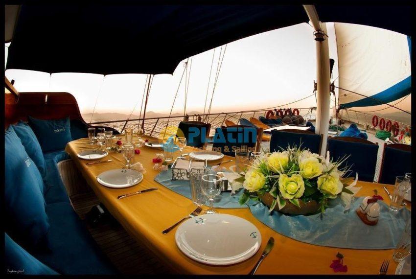 Gulet Yacht Tarkan 5 14