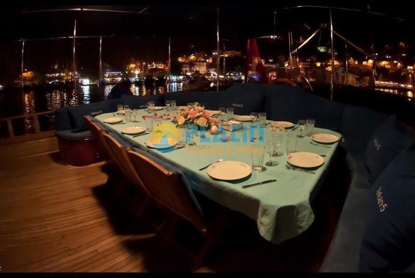 Gulet Yacht Tarkan 5 28