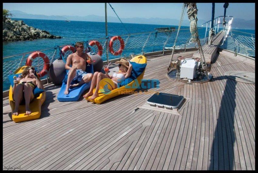 Gulet Yacht Tarkan 5 35