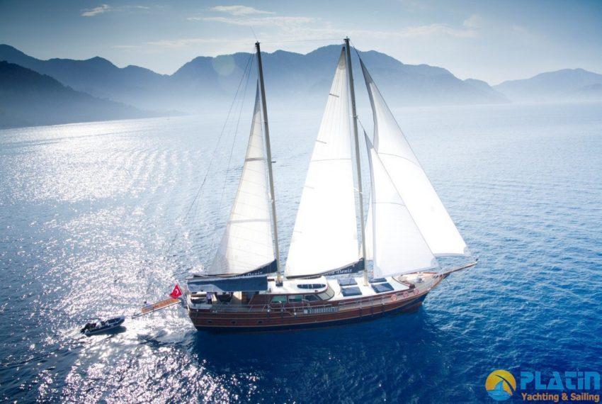 Gulet Yacht Diva Deniz - Yacht Charter Turkey