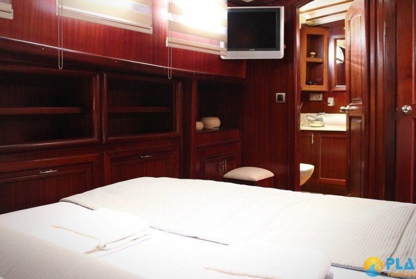 Gulet Yacht Yüce Bey - Yacht Charter Turkey