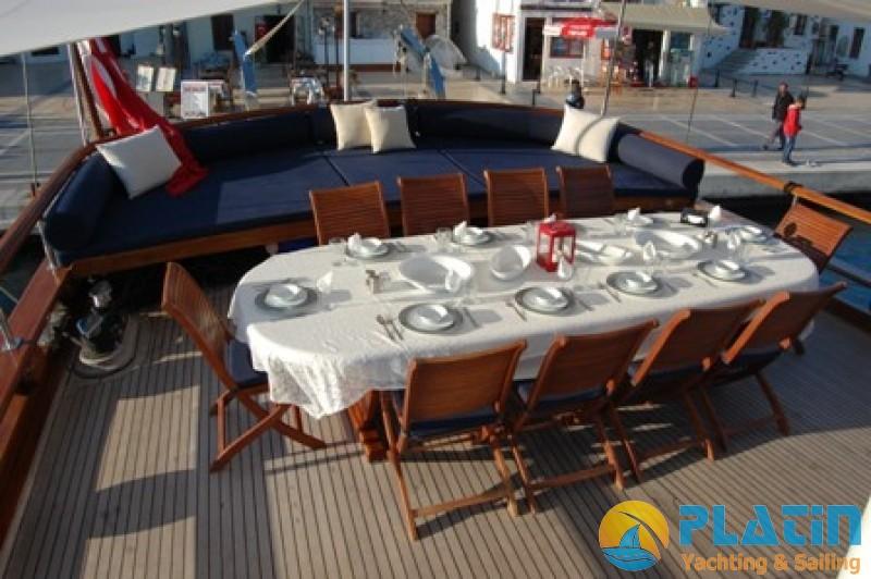 Remzi Yılmaz Gulet Yacht - Yacht Charter Turkey