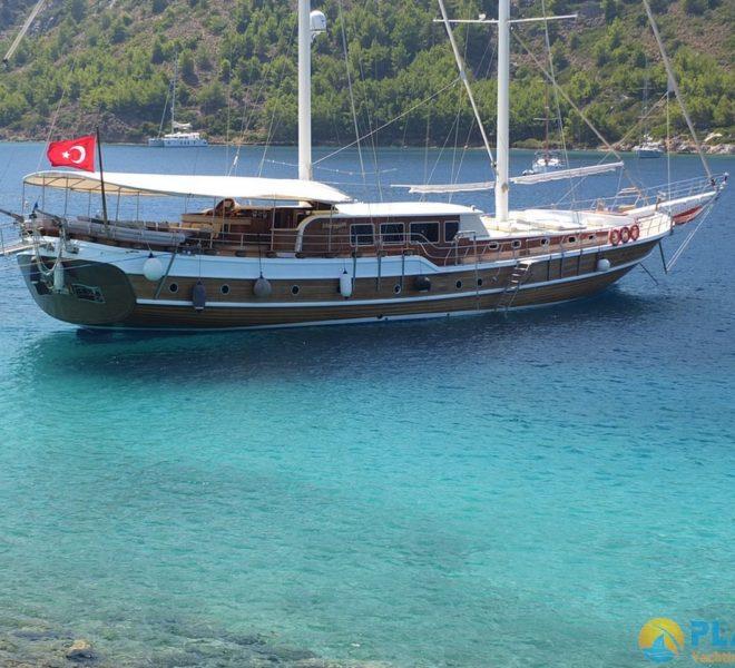 S Nur Taylan Yacht Gulet 34 Meter 8 Cabin AC -Yacht Charter Turkey