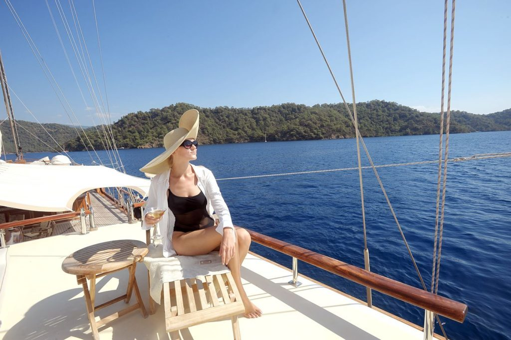 Cabin Charter Tours Turkey