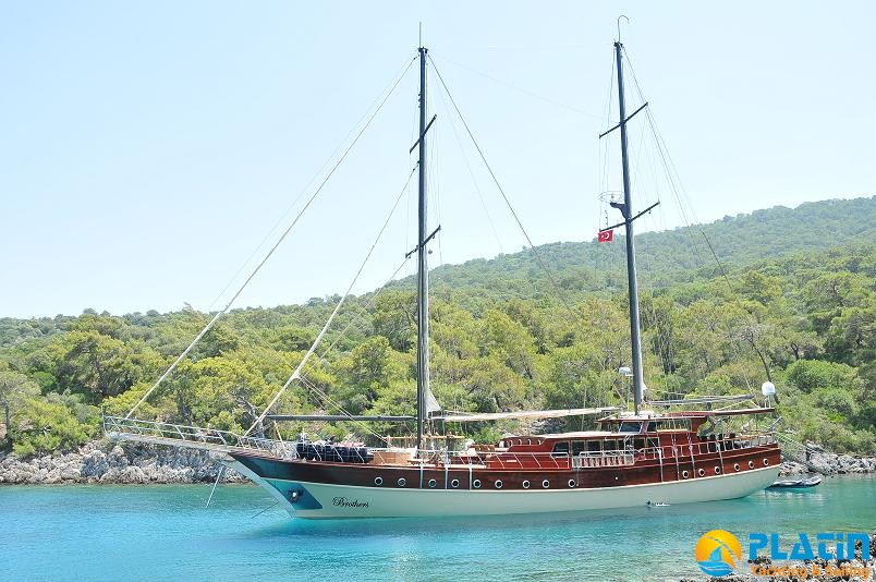 Brothers Gulet Yacht Turkey 02