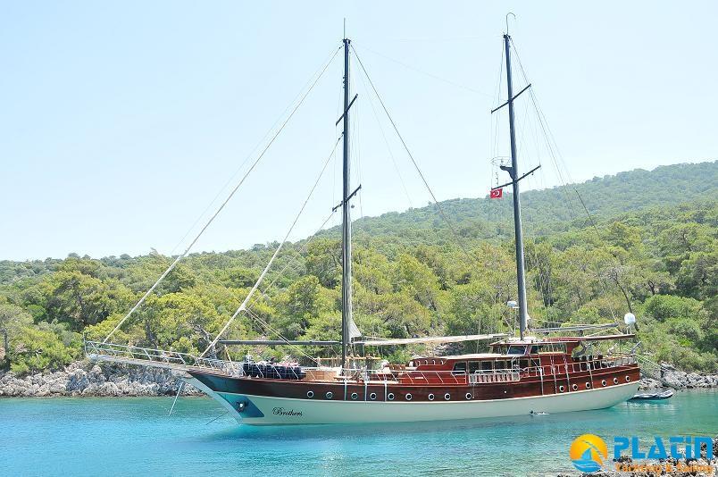 Brothers Gulet Yacht Turkey 02