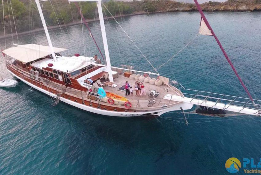 Deniz Felix Balina Gulet Yacht Caicco 03