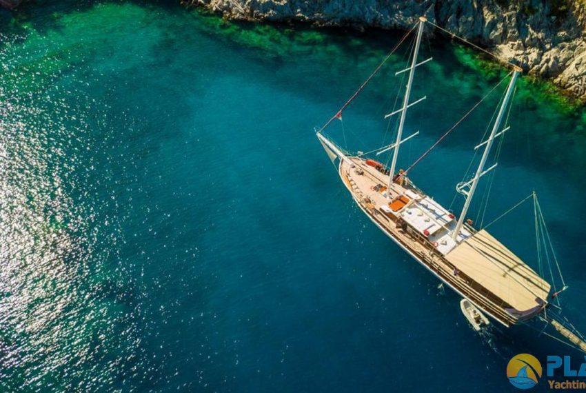 Deniz Felix Balina Gulet Yacht Caicco 06
