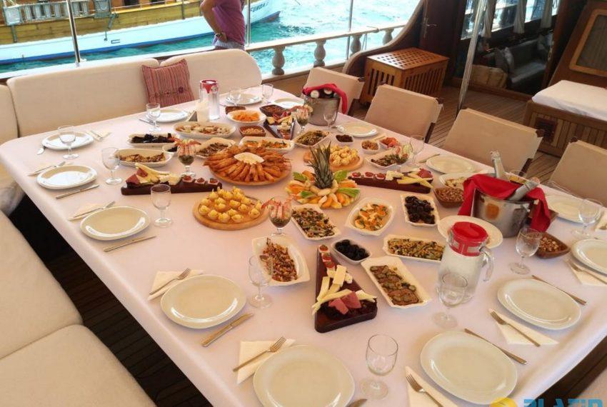 Deniz Felix Balina Gulet Yacht Caicco 09