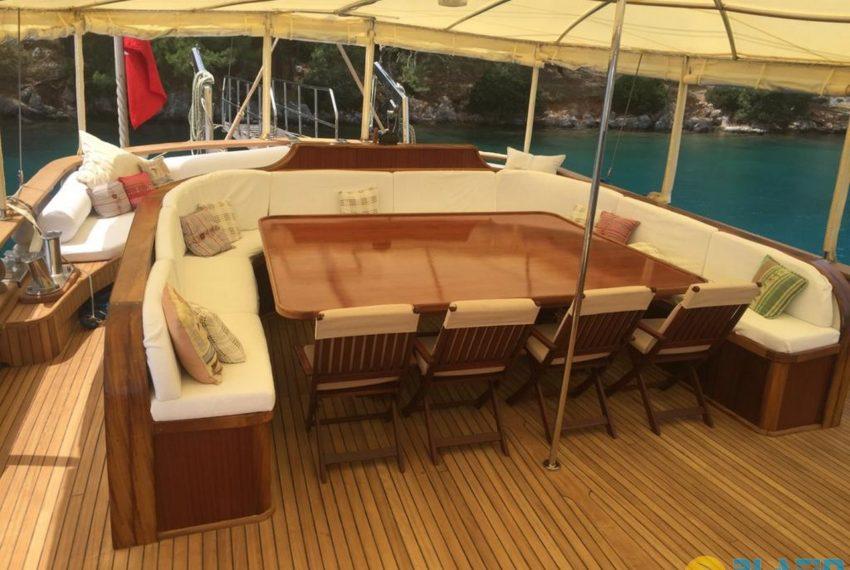 Deniz Felix Balina Gulet Yacht Caicco 10