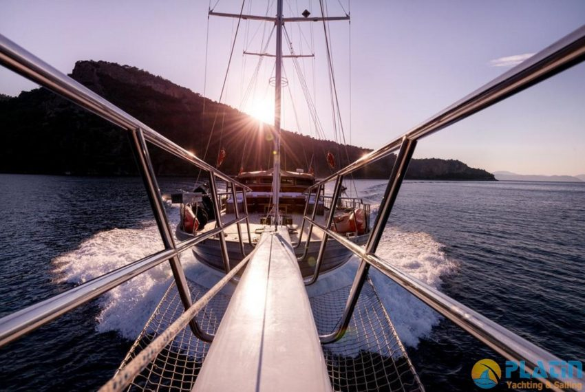 Deniz Felix Balina Gulet Yacht Caicco 12
