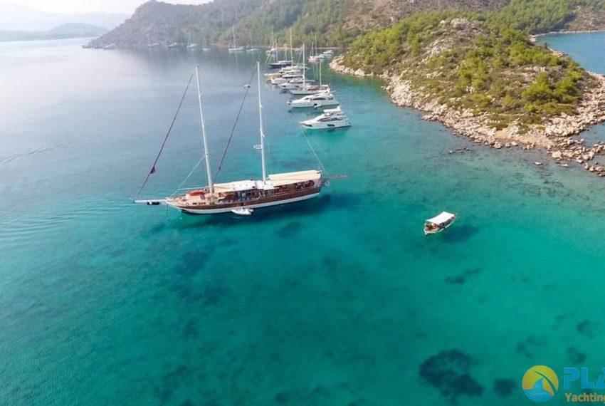 Deniz Felix Balina Gulet Yacht Caicco 13
