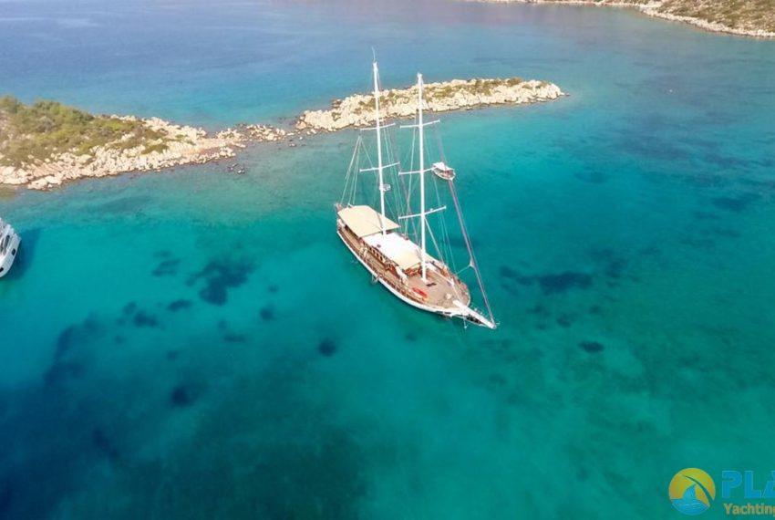 Deniz Felix Balina Gulet Yacht Caicco 14