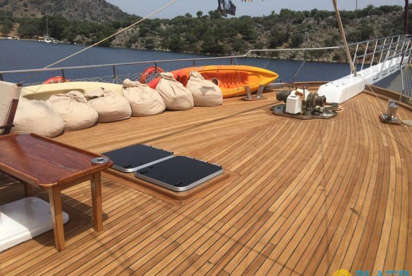 Deniz Felix Balina Gulet Yacht Caicco 18