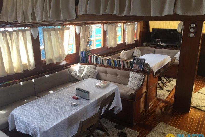 Deniz Felix Balina Gulet Yacht Caicco 19