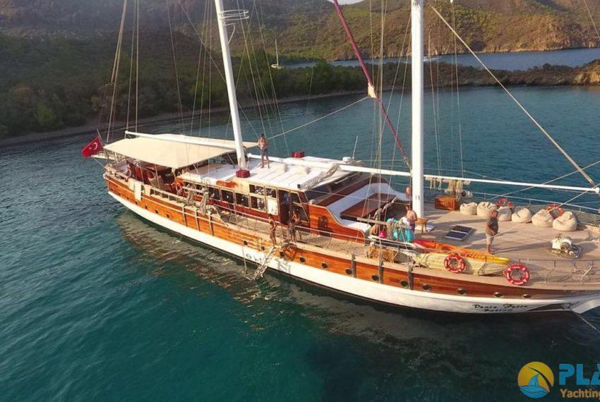 Deniz Felix Balina Gulet Yacht Caicco 21