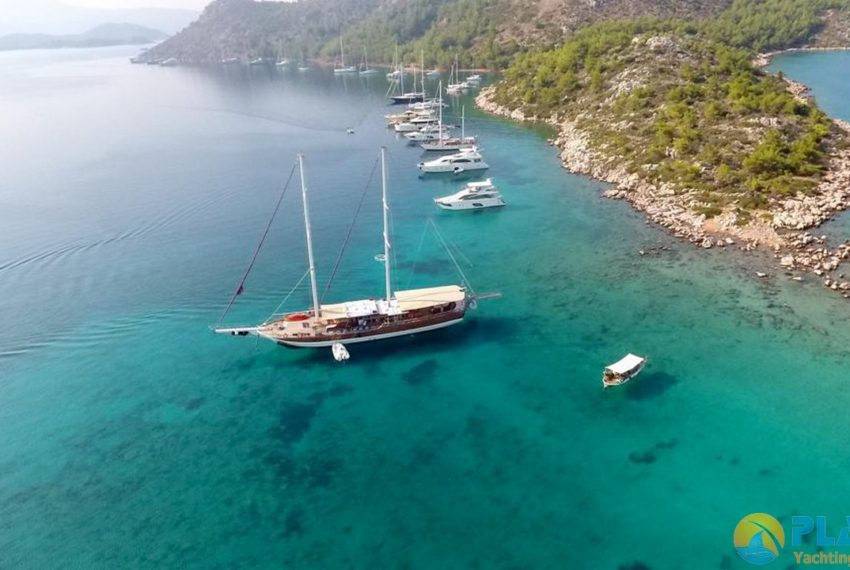 Deniz Felix Balina Gulet Yacht Caicco 23