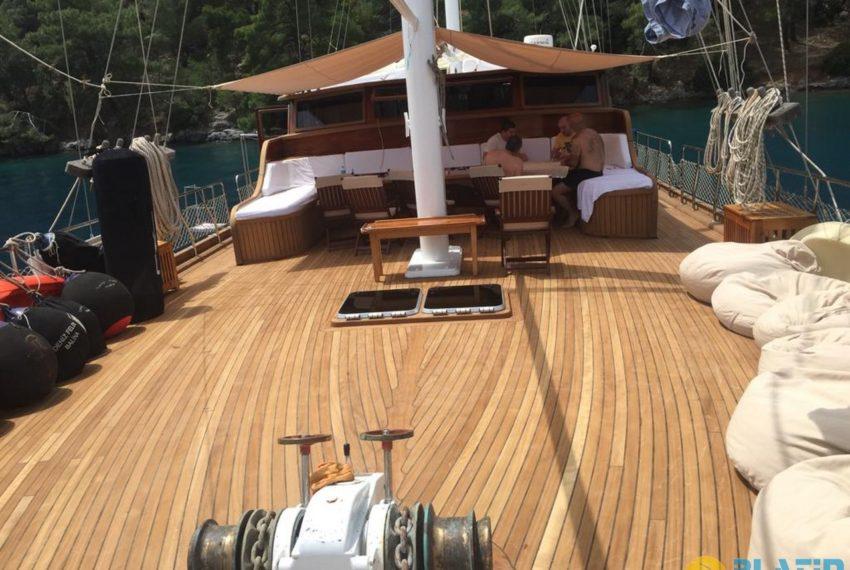 Deniz Felix Balina Gulet Yacht Caicco 26