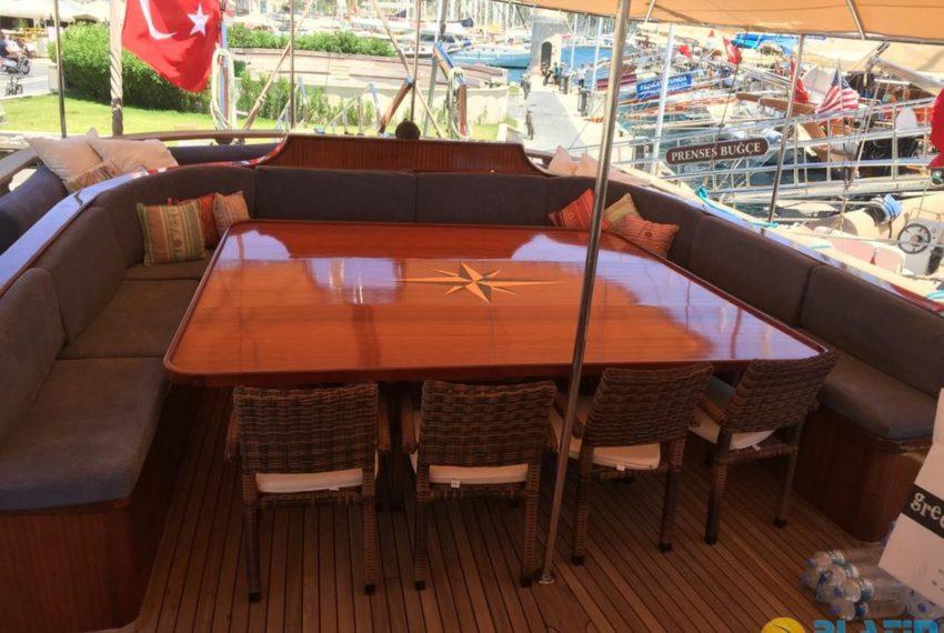 Deniz Felix Balina Gulet Yacht Caicco 27