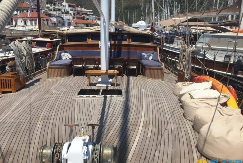Deniz Felix Balina Gulet Yacht Caicco 28
