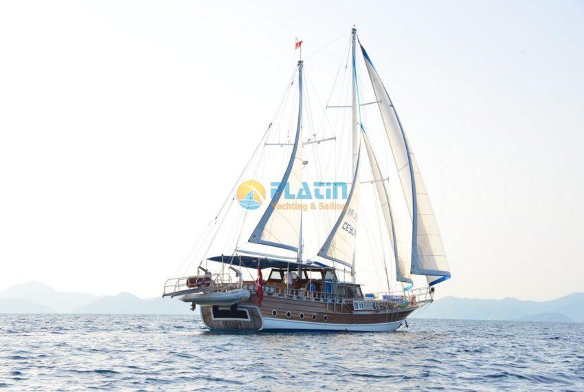 Gulet Yacht Charter Ceylan 01