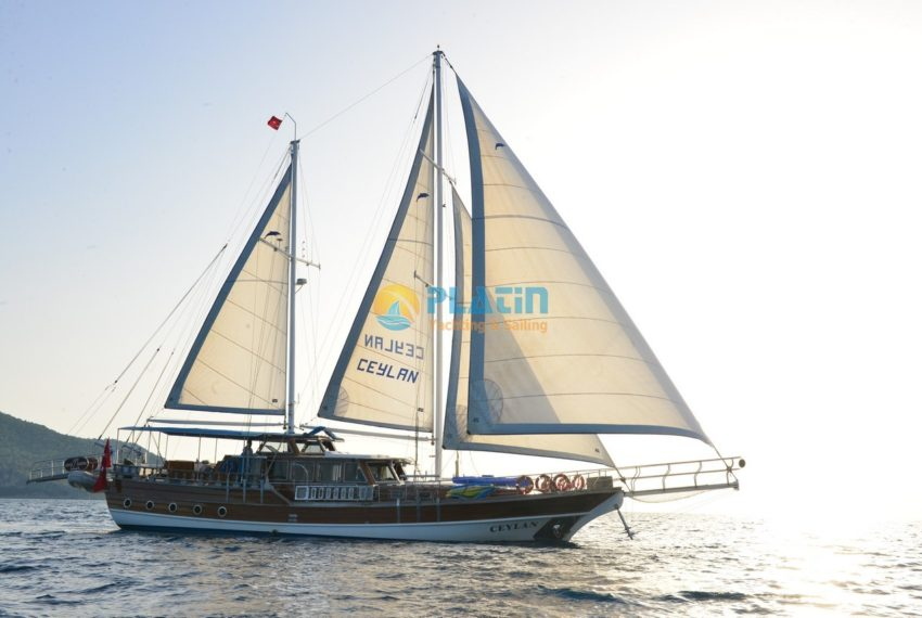 Gulet Yacht Charter Ceylan 02