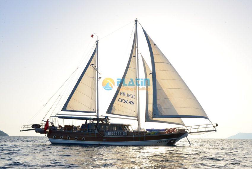 Gulet Yacht Charter Ceylan 03