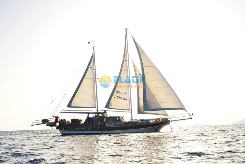 Gulet Yacht Charter Ceylan 04