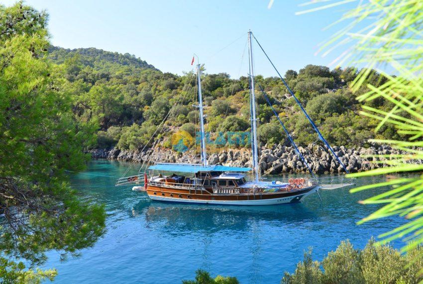 Gulet Yacht Charter Ceylan 09
