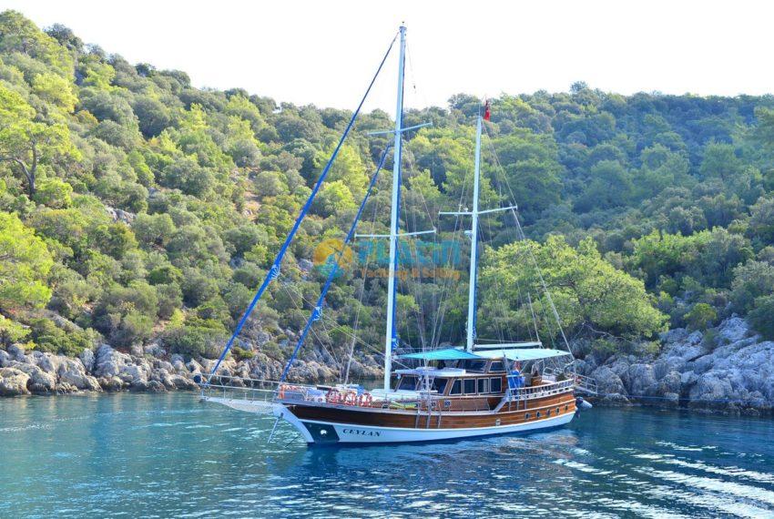 Gulet Yacht Charter Ceylan 13