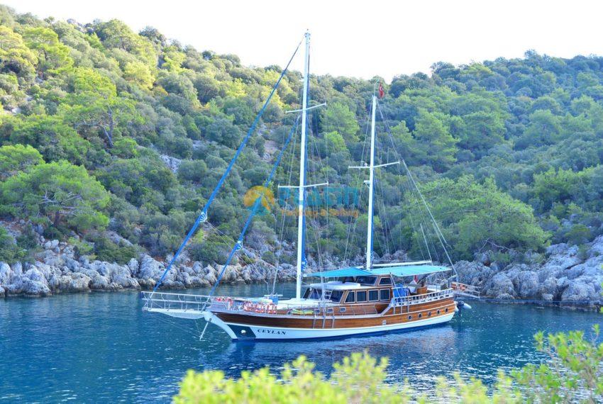 Gulet Yacht Charter Ceylan 14