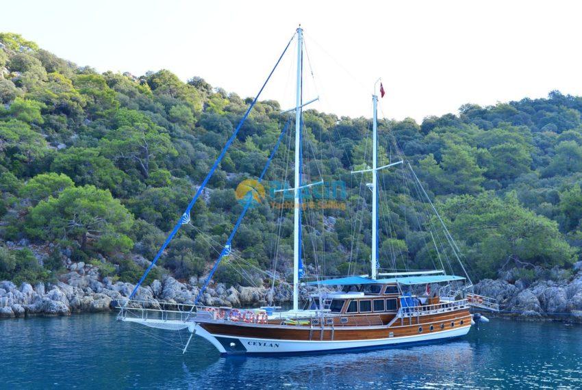 Gulet Yacht Charter Ceylan 15
